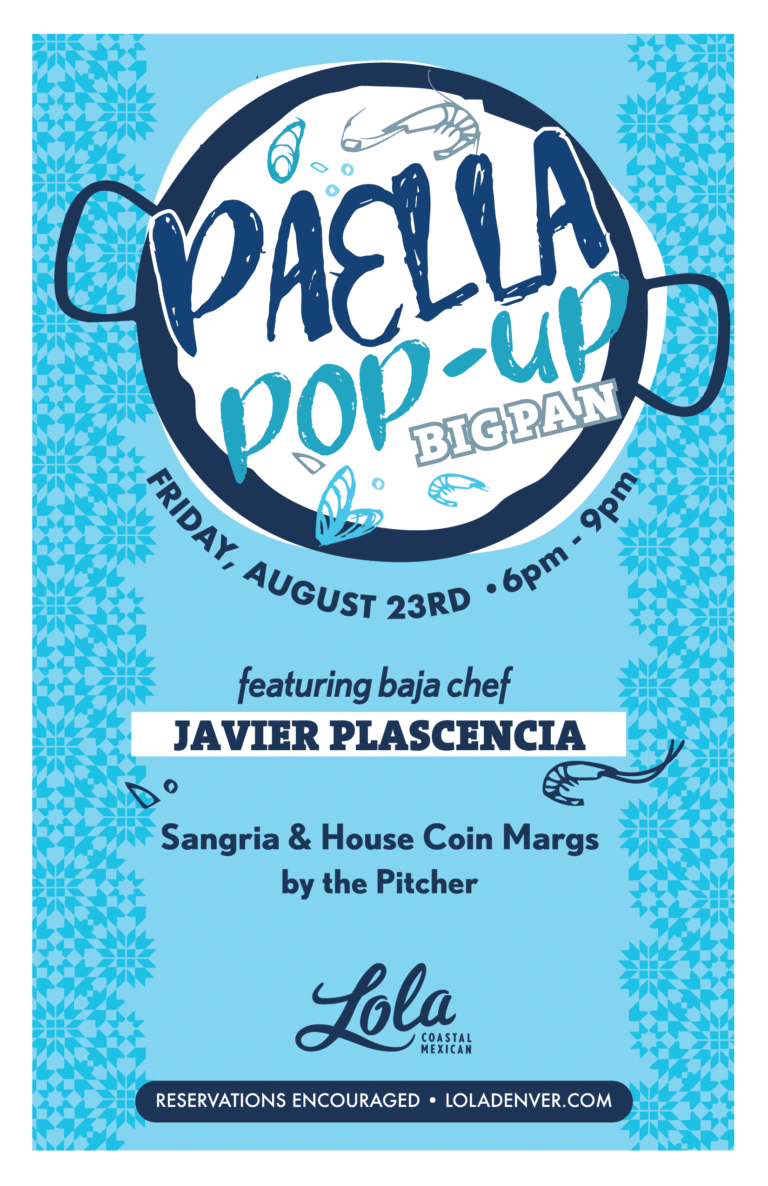 Paella Pop-Up