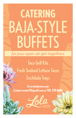 Catering Baja-Style Buffets